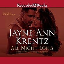 All Night Long (       UNABRIDGED) by Jayne Ann Krentz Narrated by Amanda Cobb