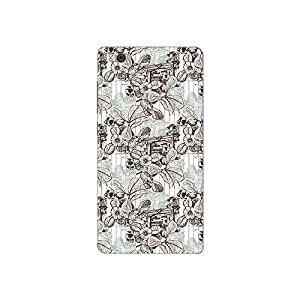 Garmor Designer Plastic Back Cover For Xiaomi Mi 4i