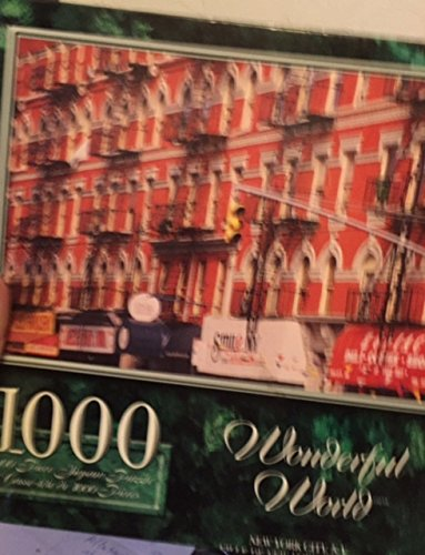 New Your City, N.y. 1000 Piece Puzzle - 1