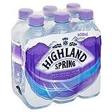 Highland Spring Still Spring Water 500ml Case of 6