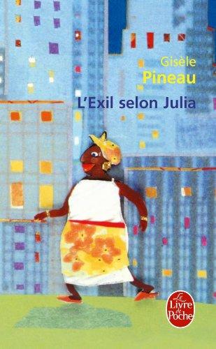 L'Exil Selon Julia (French Edition)