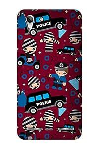 ZAPCASE Printed Back Cover Case For Lenovo Vibe K5 / Lenovo Vibe K5 Plus