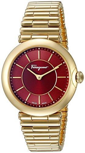 Salvatore-Ferragamo-Womens-FIN060015-Style-Analog-Display-Quartz-Gold-Watch