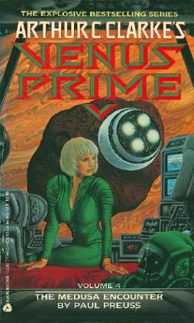 Image for Arthur C. Clarke's Venus Prime: The Medusa Encounter (Vol. 4) (Venus Prime)