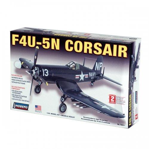 Lindberg Corsair F4U - 1