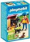 PLAYMOBIL Dog House Playset Construction Set