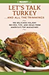Let's Talk Turkey . . . And All the T…