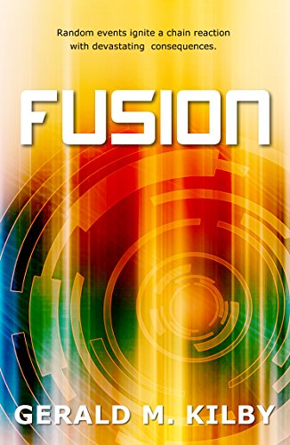 free kindle book FUSION: Action adventure cyber technothriller.