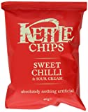 Kettle Chips Sweet Chilli 40 g (Pack of 18)