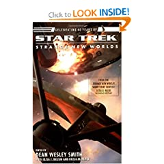 Star Trek: Strange New Worlds IX by Dean Wesley Smith, Elisa J. Kassin, Paula M. Block and Scott Pearson