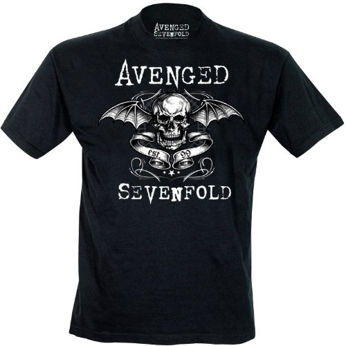 avenged-sevenfold-db-banner-t-shirt-uomo-l-italia-dvd