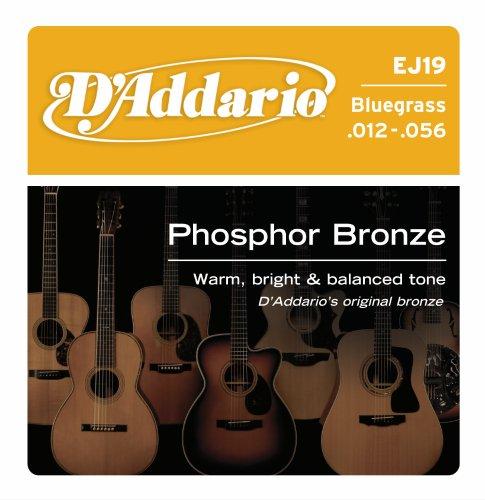 D'Addario EJ19 Phosphor Bronze Acoustic Guitar