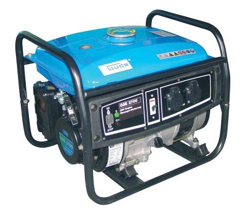 40628 Stromerzeuger GSE 2700, 2000/2300 Watt 1-Zylinder/4-Takt-Motor 4 kW / 5,5 PS