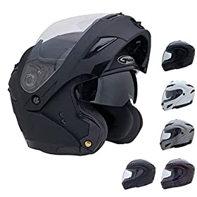 GMax GM54S Modular Street Helmet - X-Large/Wine