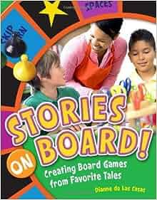 Games from Favorite Tales (9781591588627): Dianne de Las Casas: Books