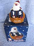 COUNTDOWN RESIN CHRISTMAS FIGURINE DAYS TO GO FREE DELIVERY HOW MANY DAYS TO CHRISTMAS