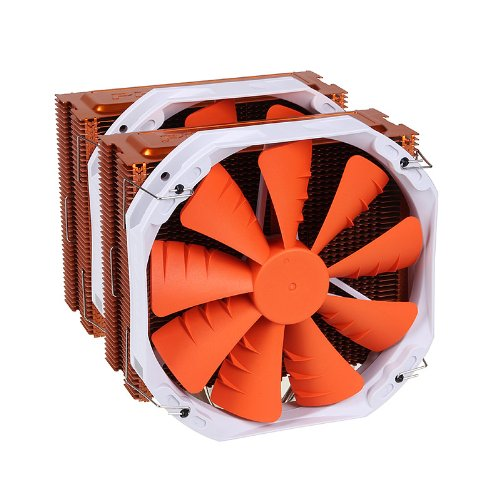 Phanteks PH-TC14PE CPU Cooler - Orange