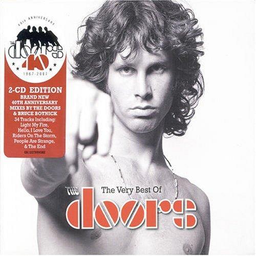 Doors - The Very Best of The Doors (2 Disc) - Zortam Music