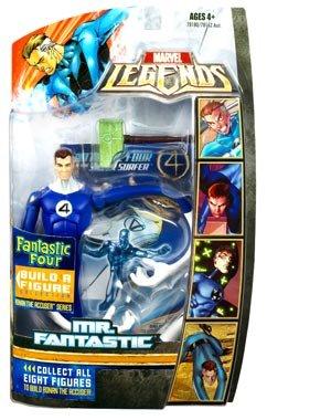 Picture of Hasbro Fantastic Four Legends Series 1 Mr. Fantastic Action Figure (B000WK1K16) (Fantastic Four Action Figures)