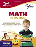 img - for Third Grade Math in Action (Sylvan Workbooks) (Math Workbooks) book / textbook / text book