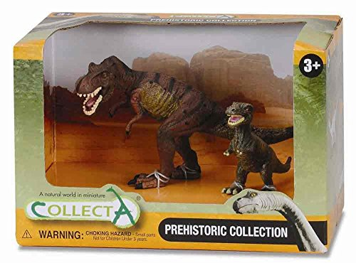 CollectA Prehistoric Life Figure Open Box Set (2-Piece), Set 2 (Sopranos Full Series 3 compare prices)