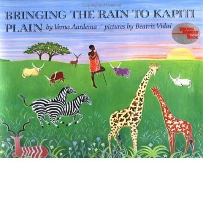 Aardema & Vidal : Bringing the Rain to Kapiti Plain (Hbk) (Reading Rainbow Books (Hardcover)) (Hardback) - Common (Bringing The Rain To Kapiti Plain compare prices)