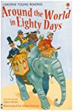 img - for Around the World in Eighty Days (Usborne Young Reading) book / textbook / text book