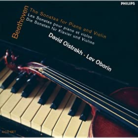 Sonata for Violin and Piano No.3 in E flat, Op.12 No.3 - 2. Adagio con molt' espressione