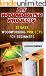 DIY Woodworking Projects: 20 Easy Woo...
