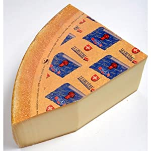 Gruyere Cheese (Whole Wheel) Approximately 80 Lbs