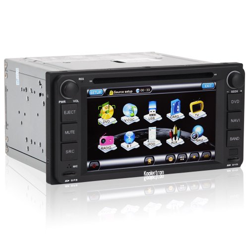 buy special rupse upgraded car dvd player with gps navigation for toyota co. Black Bedroom Furniture Sets. Home Design Ideas