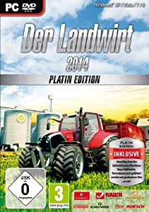 Der Landwirt 2014 - Platin Edition incl. Add - On - [PC]