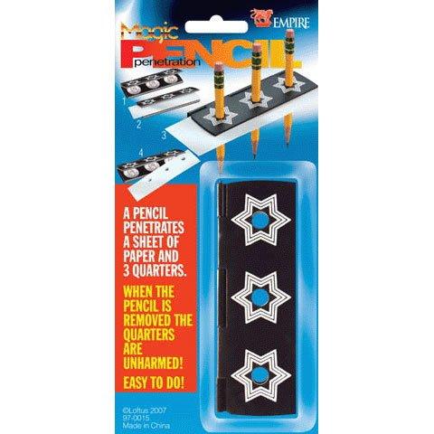 Loftus International Empire Magic Pencil Penetrations Magic Trick