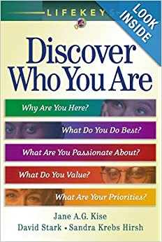 LifeKeys: Discover Who You Are: Jane A. G. Kise, David