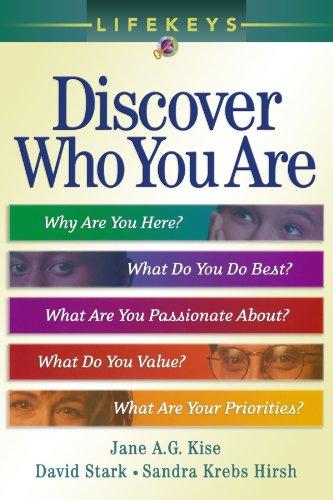LifeKeys: Discover Who You Are PDF