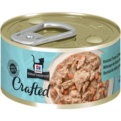 Hill's Ideal Balance Crafted Roasted Tuna & Vegetable Medley