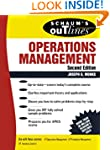 Schaum's Outline of Operations Manage...