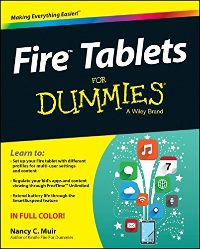 Download Fire Tablets For Dummies