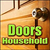 Door-Wood-Wood-Pocket-Door-With-Brass-Handle-Slide-Closed-Wood-Doors-Gates-Doorknobs