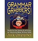img - for Grammar Grabbers Ready-to-Use Games & Activities F for Improving Basic Writing Skills (J-B Ed: Ready-To-Use Activities) (Paperback) - Common book / textbook / text book