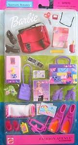Amazon.com: Barbie Fashion Avenue Accessories ACCESSORY
