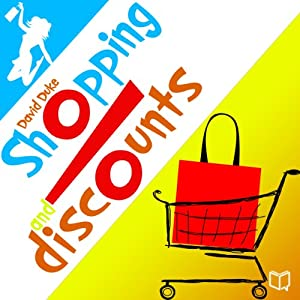 Shopping and Discounts Audiobook