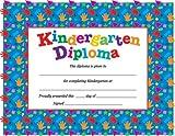 Kindergarten Diploma (0742403254) by School Specialty Publishing