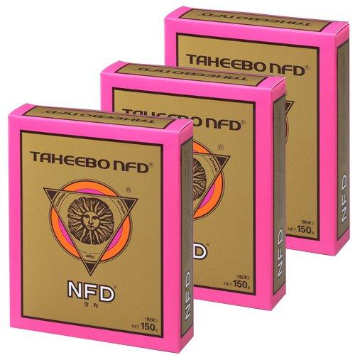 タヒボNFD 粉末 タイプ 3箱+天然水 2L