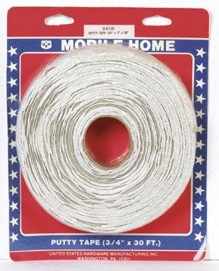 United States Hdwe. R-011B Putty Tape