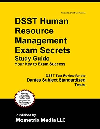 DANTES Subject Standardized Tests (DSST) - Study Guide Zone