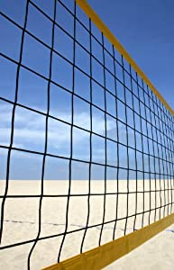 Buy Professional Olympic Spec 32' Volleyball Net [5 Year Warranty] by Net World