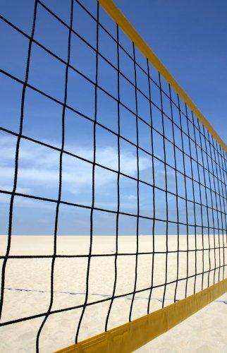 Professional Olympic Spec 32' Volleyball Net [5 Year Warranty] [Net World Sports]