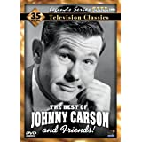 The Best of Johnny Carson and Friends ~ Johnny Carson