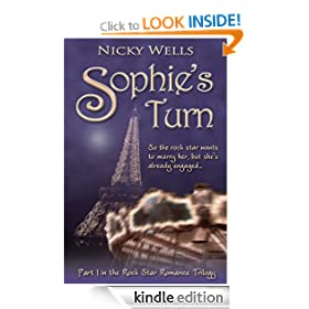 Sophie's Turn (The Rock Star Romance)